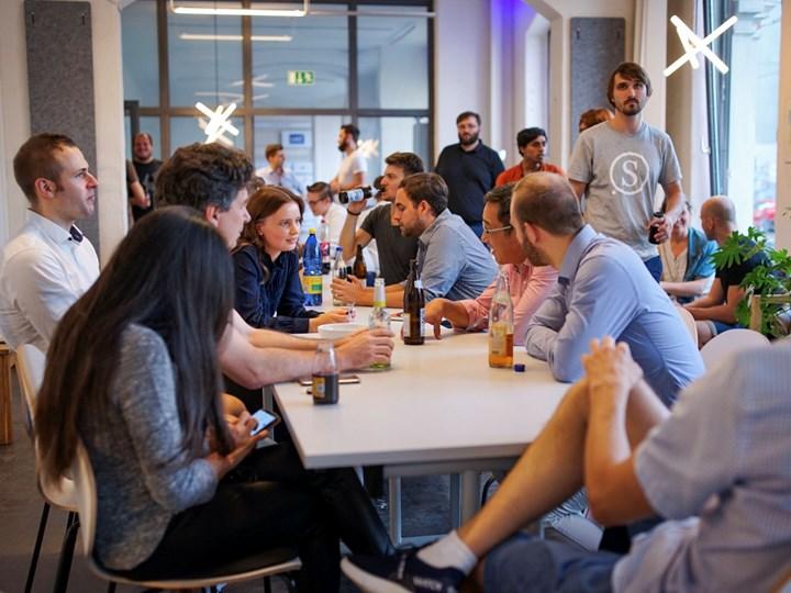 Stammtisch der Startupszene Leipzig